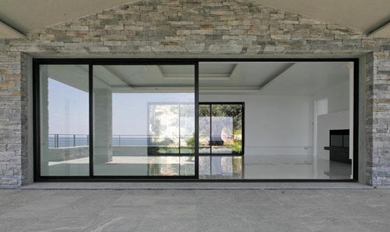 nos fen tres baies coulissantes et galandage aluminium gamme sensation 2. Black Bedroom Furniture Sets. Home Design Ideas